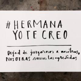 """Comunicado de FMJ sobre la sentencia del caso """"La Manada"""""""